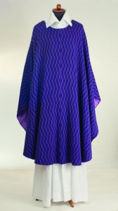 Violett mässhake